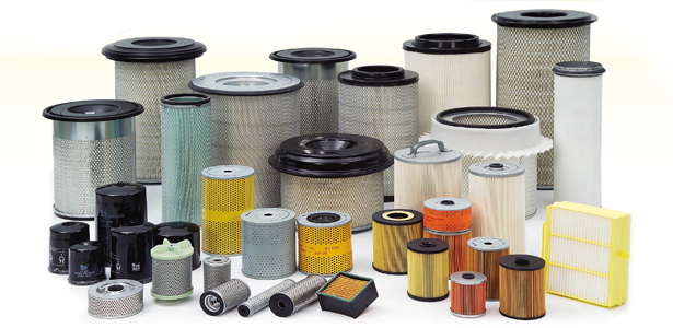 Offers complete range of Industrial Filters of all Major Brands