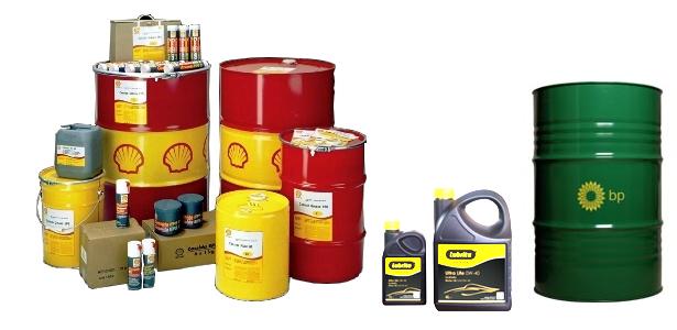Industrial Oil & Lubrications